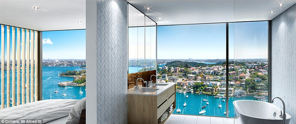 property prices will fall by up to 10 PERCENT by 2017 due to an oversupply in key markets.