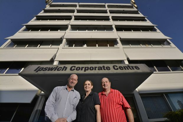 City's first tower gets a facelift