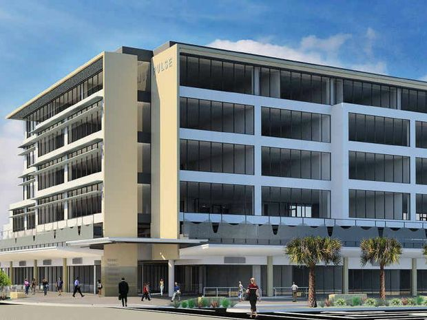 Firms jostle for Kawana health hub spaces