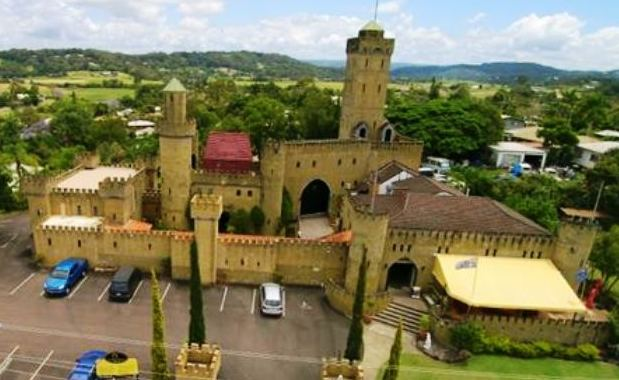 Landmark Sunshine Coast Castle For Sale