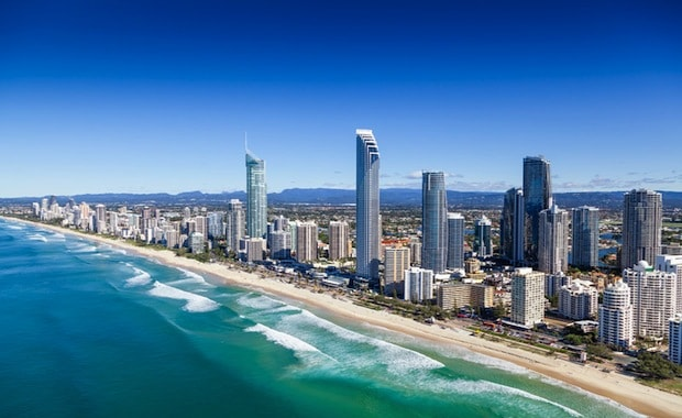 "Warning That Gold Coast Could Soon Be ""Land-Locked"""