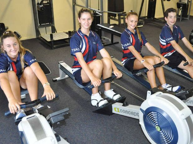 Ipswich's first active rowing club in more than 122 years