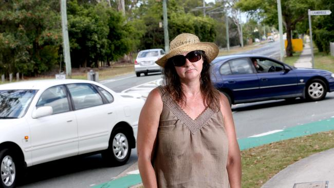 Rothwell residents say Moreton Bay Regional Council traffic calming measures are hazardous