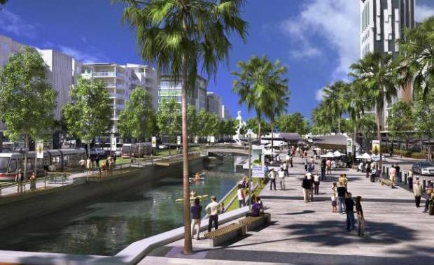 Construction Begins On Sunshine Coast CBD