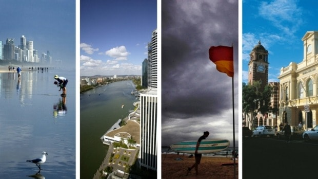 A tale of four cities: How Brisbane, Gold and Sunshine coasts and Ipswich differ Read more: http://www.brisbanetimes.com.au/queensland/a-tale-of-four-cities-how-brisbane-gold-and-sunshine-coasts-and-ipswich-differ-20160216-gmvueq.html#ixzz40OIdii86 Follow us: @brisbanetimes on Twitter | brisbanetimes on Facebook