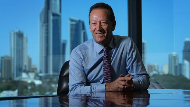 Foreign investment key: Gold Coast developer David Hickey