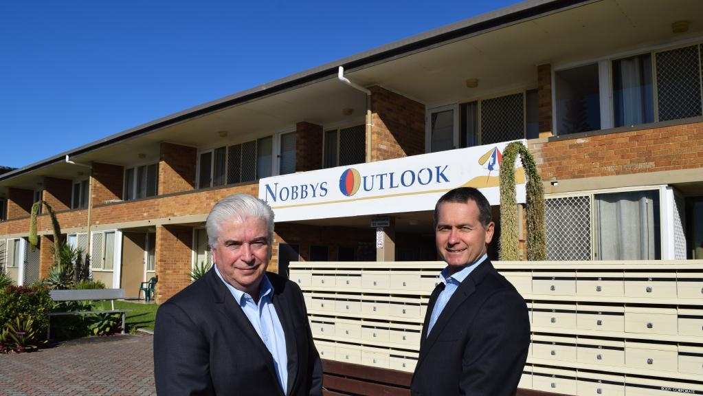 Gold Coast property: Nobby's resort fetches $24m at auction