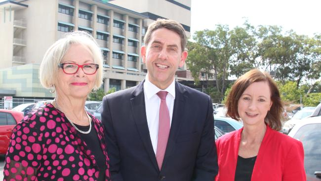 State Government announces plan for new carpark at Redcliffe Hospital-min