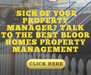 Sick of your property manager? Talk to the best bloorhomes property management