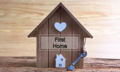 Opportunity for first home buyers to get on the property ladder
