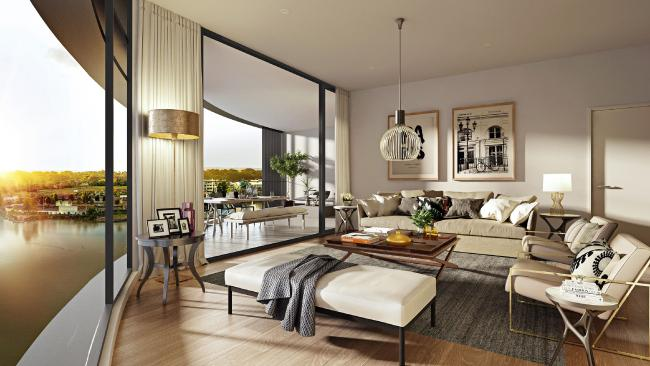 National apartment statistics Two-bedroom apartments most attractive to Aussie buyers