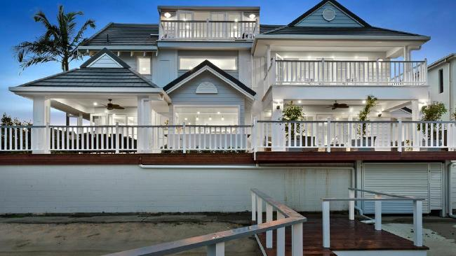 A coastal Queensland property was viewed by prospective buyers more than any other in Australia