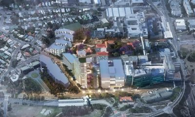Herston Quarter Underway with $350m Specialist Centre Approved for Development