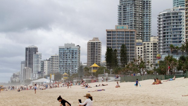 New Gold Coast high-rise boom fuels fears of another crash