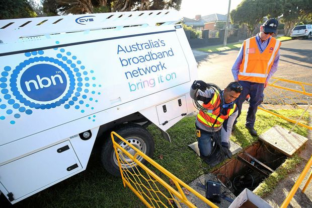 Snail mail provides the first notice your home is NBN ready
