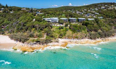 Stradbroke Island Beach Hotel Listed for Sale