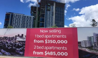 Brisbane apartment owners take massive hits as prices hit four-year low, values plunging