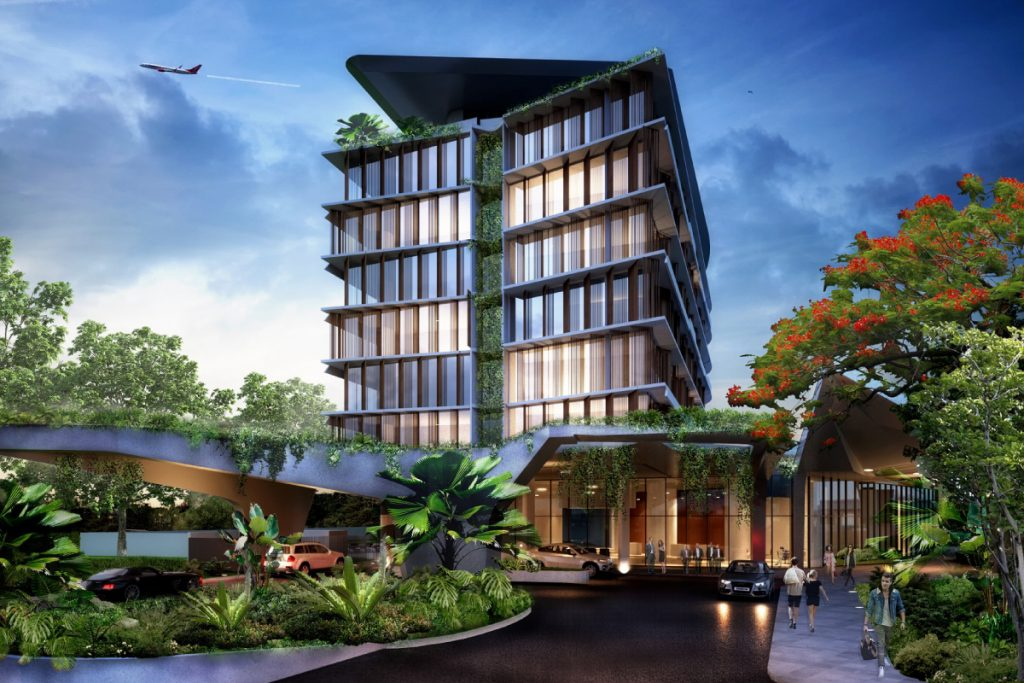 Gold Coast Airport's Redevelopment Plan Takes Off with $50m Hotel