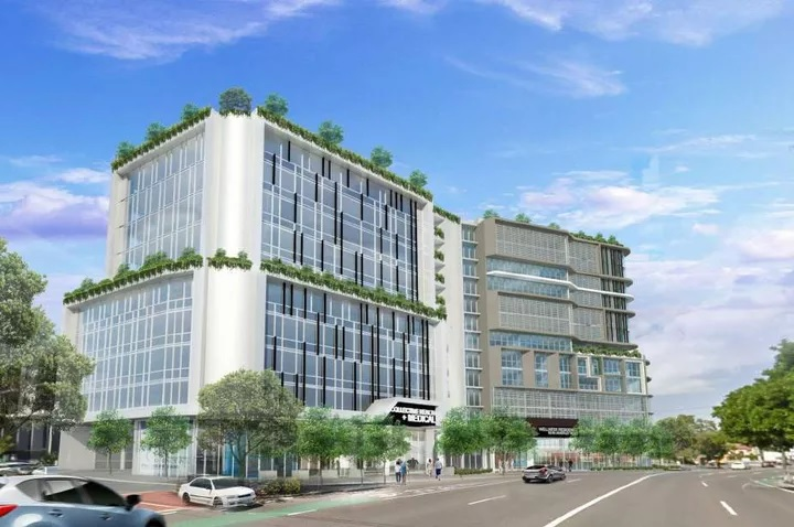 Integrated Aged Care Towers Proposed in Woolloongabba