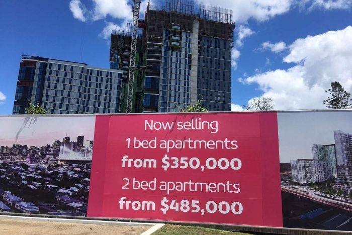 Brisbane housing woes won't be fixed by more inner-city apartments, Grattan Institute says