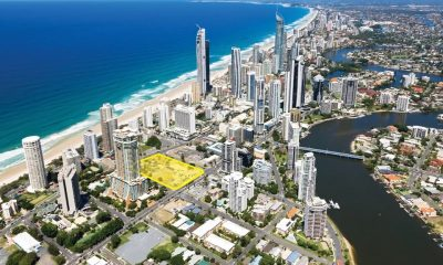 Entire Gold Coast Block Hits the Market