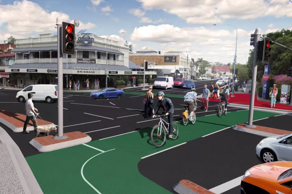 Plans Emerge for Brisbane's New Bikeway