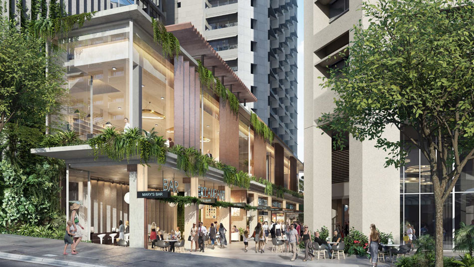 QIC Consolidates Four Sites for Major Brisbane Development