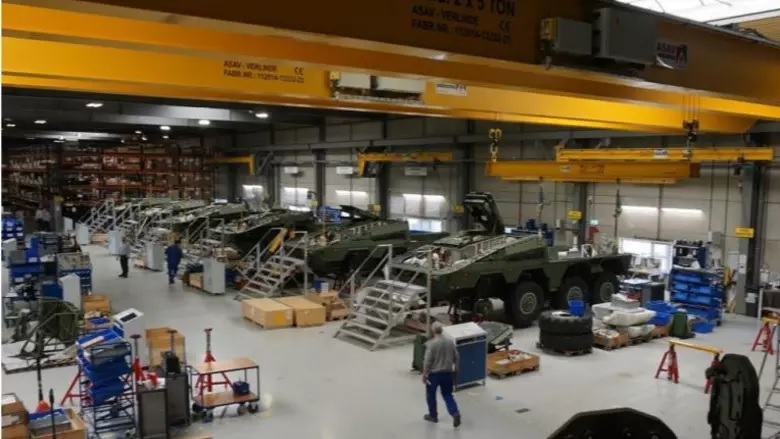 Weapons testing range to form part of Ipswich's tank-building coup