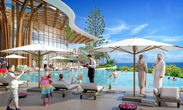 $100 million Coast resort wins council support