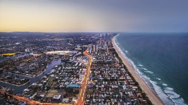 Beachside apartments set to rise on Gold Coast