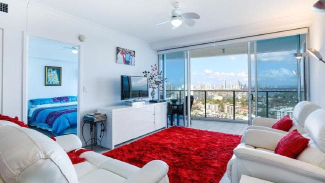 It is cheaper to buy than rent in some Gold Coast suburbs