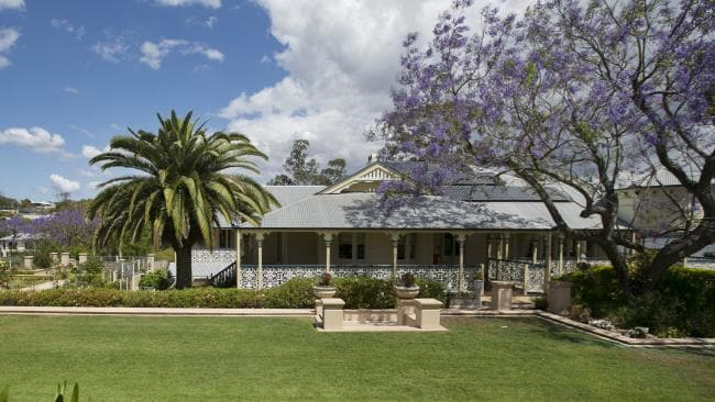 Australia's richest woman Gina Rinehart is now the owner of an $18.5m Brisbane property