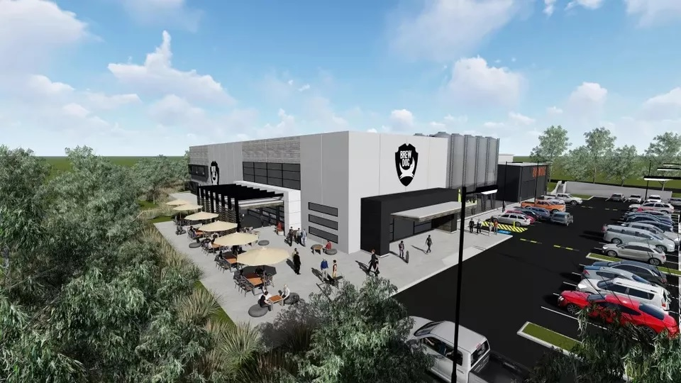 BrewDog's $30m Brisbane Brewery Gets Green Light