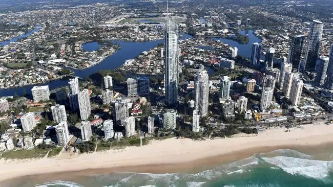 Buyers are choosing apartments over house on the Gold Coast