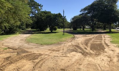 Car park to be converted to public parkland