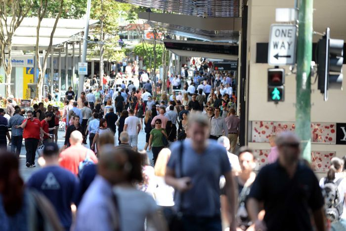 Queensland's population hits 5 million people today