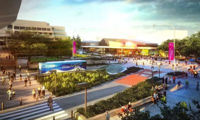 Vision Released of Brisbane's Underground Metro Station