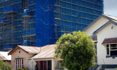 Brisbane council's ban on townhouses, apartments in low density areas is 'backwards'