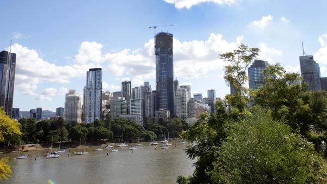 Brisbane house prices have hit a record high