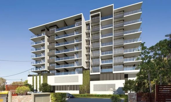 Construction Under Way on Surfers Paradise Riverside Project