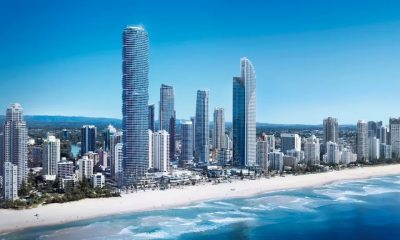 Gold Coast $1.2 Billion Spirit Tower Soars to New Heights