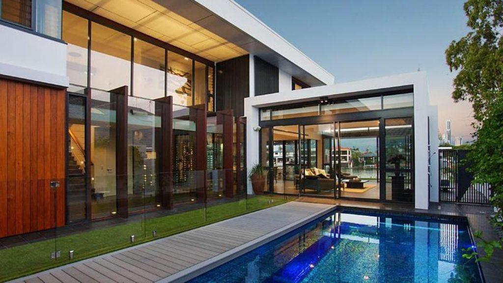 Inside the Gold Coast's most expensive rental