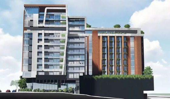 Brisbane property developer looks to enter seniors' living market with 12-storey village and aged care development