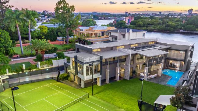 Mega mansion sells for $11m plus