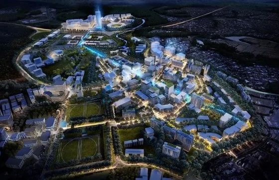 Sinnathamby's 52-Hectare 'Health City' Vision for Springfield