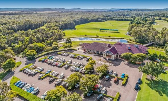 Sunshine Coast Golf Course with Approval for 260 Lots Hits the Block