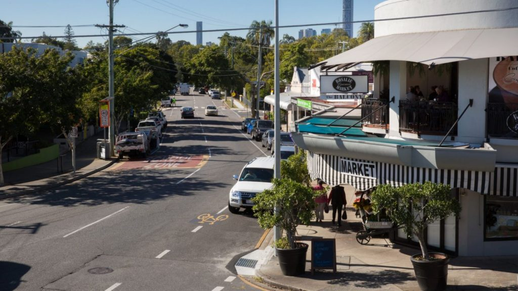 The rejuvenation of Rosalie, an exclusive inner Brisbane neighbourhood