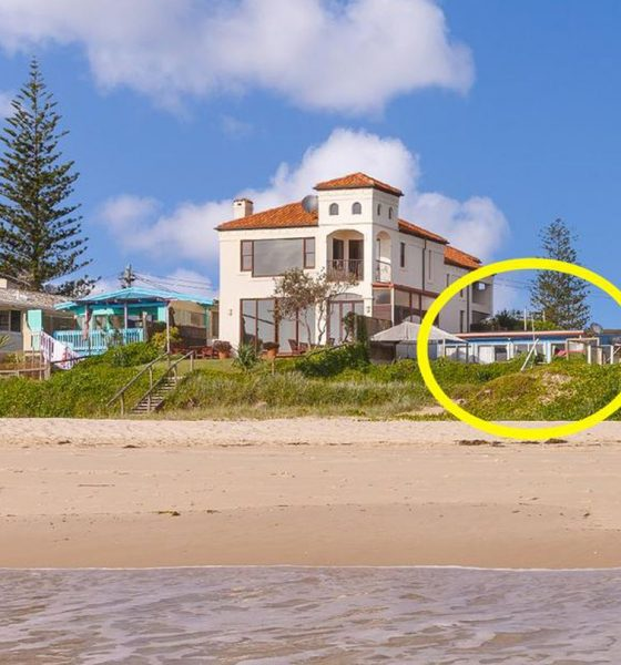 Tiny unrenovated beach shack makes owners $1m profit in two years