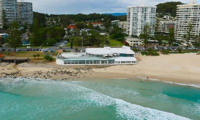 Multi-Million Revamp of Burleigh Beach Pavilion Under Way