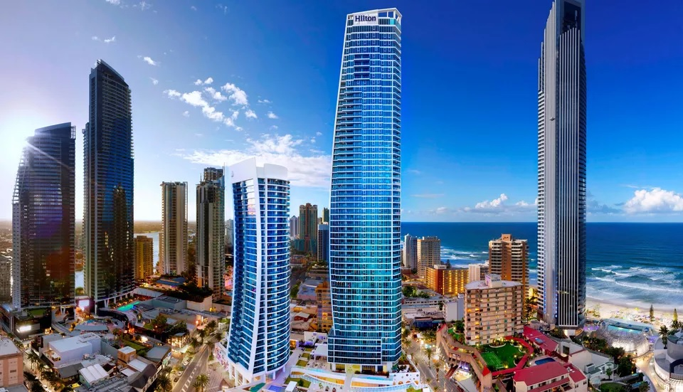 Surfers Paradise Hilton, Crowne Hotels Hit the Market for $200m